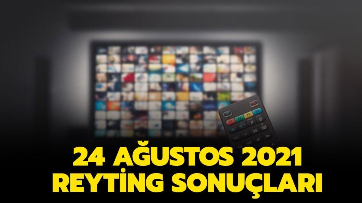 """24 Ağustos 2021 reyting sonuçları açıklandı! Baht Oyunu, Ada Masalı reyting birincisi kim"""""""