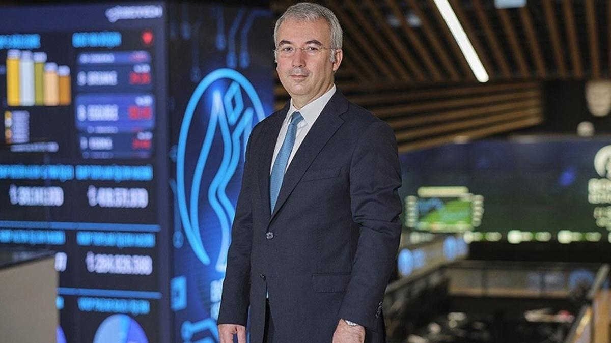 Borsa İstanbul Genel Müdürü Korkmaz Ergun: Reel sektörümüze yönelik yeni finansal ürünler çıkarıyoruz