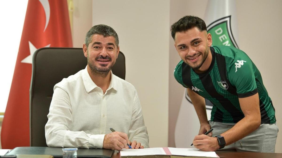 Denizlispor'da transferler sürüyor! Şimdi de Bünyamin Balat ve Asım Hamzaçebi...