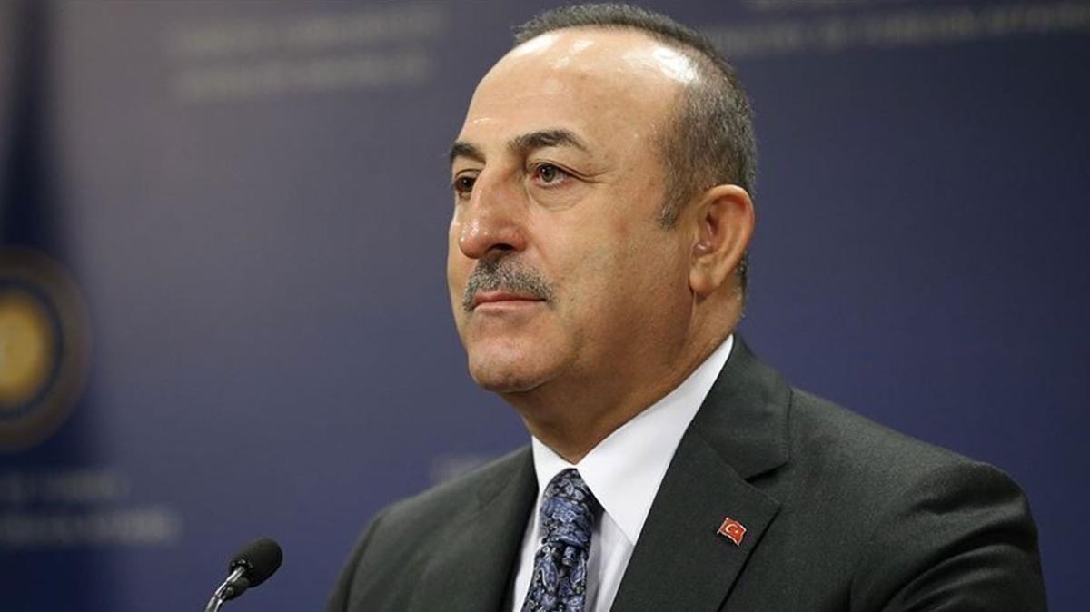 Dışişleri Bakanı Çavuşoğlu: Muhalefetin düştüğü duruma üzülüyorum