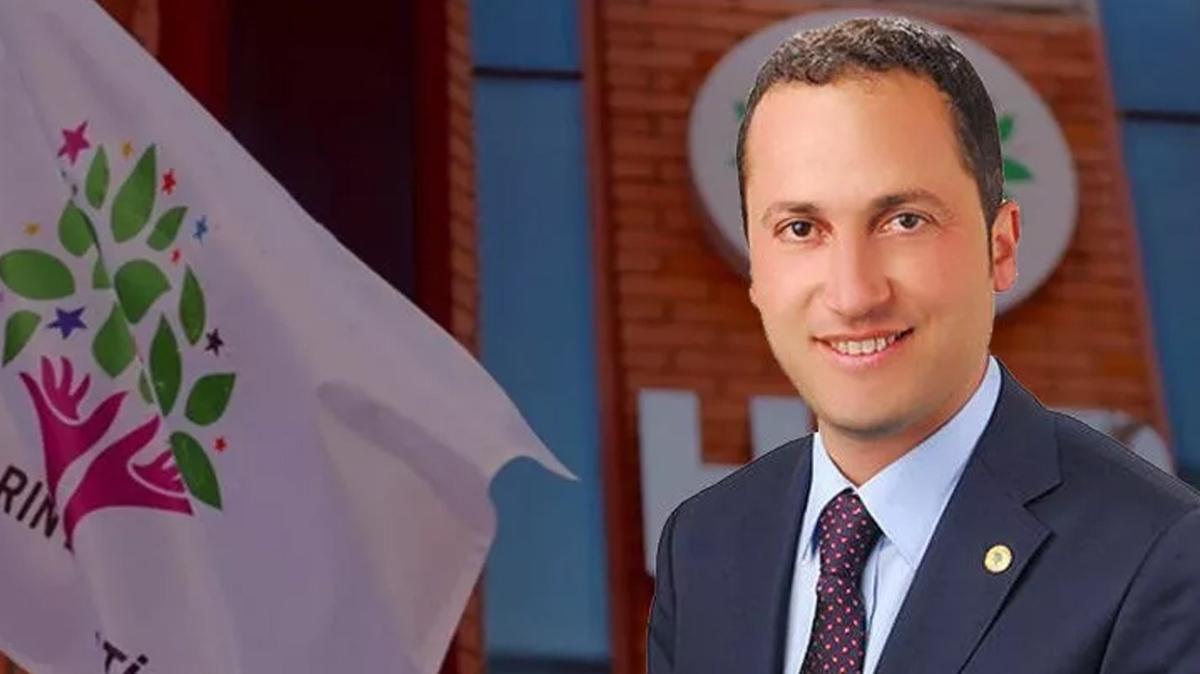 Eski HDP'li Belediye Başkanı Kadırhan  tutuklandı