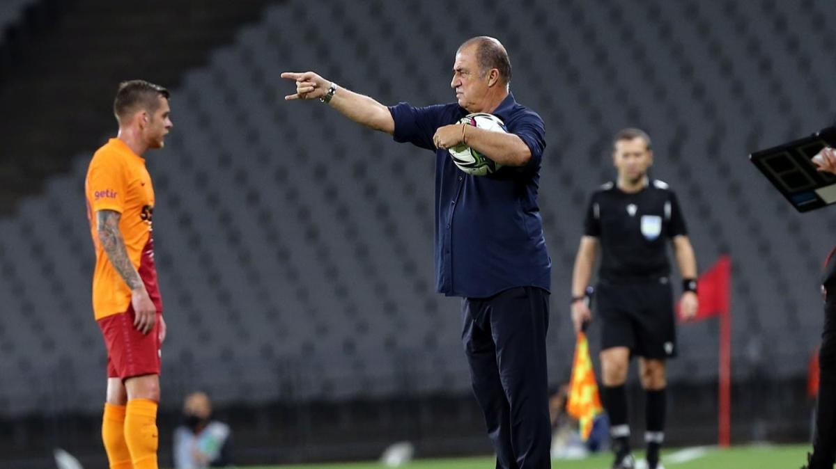 Son dakika Galatasaray transfer haberi... Fatih Terim, Morutan'ı açıkladı