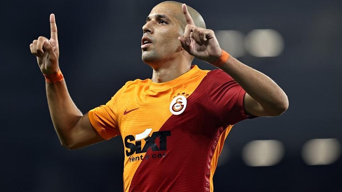 Feghouli 7 ay sonra golle buluştu