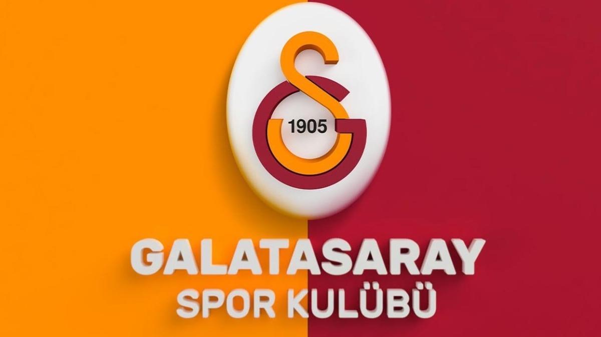 Galatasaray'dan Göksel Gümüşdağ'a teşekkür
