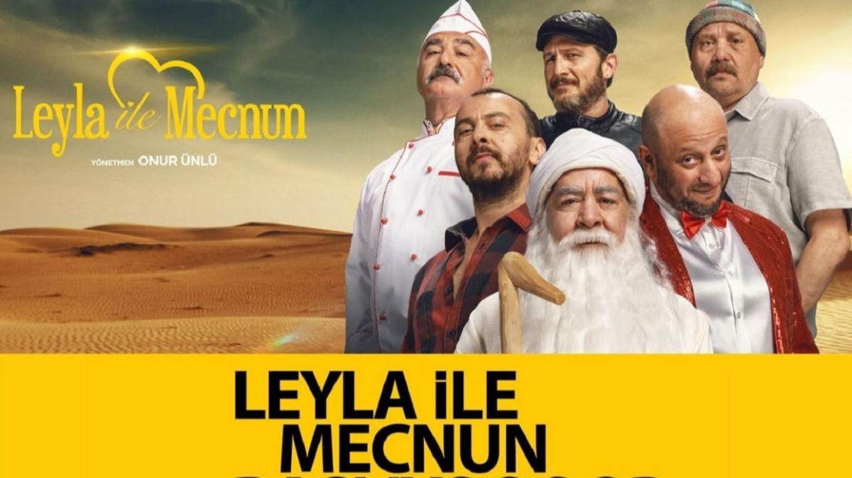 """Leyla İle Mecnun Exxen yayın tarihi belli oldu! Leyla İle Mecnun ilk bölüm ne zaman"""""""
