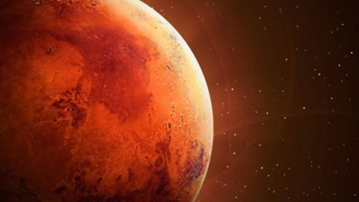 Mars'ta yaşam kanıtı