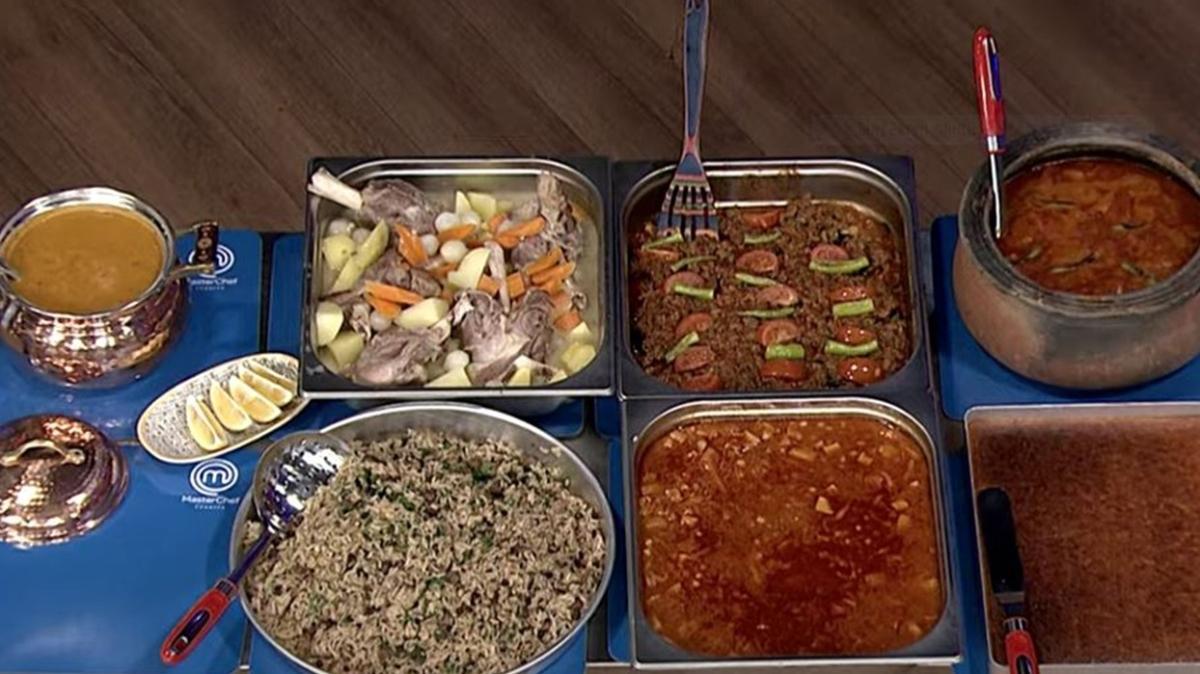 MasterChef esnaf lokantası menü tarifleri: Esnaf usulü ezogelin çorbası, kuru fasulye ve pilav