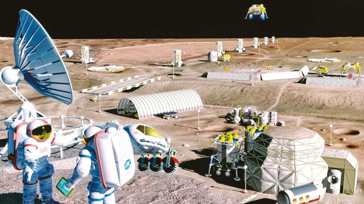 NASA'dan Ay kaşifi ekiplere büyük ödül