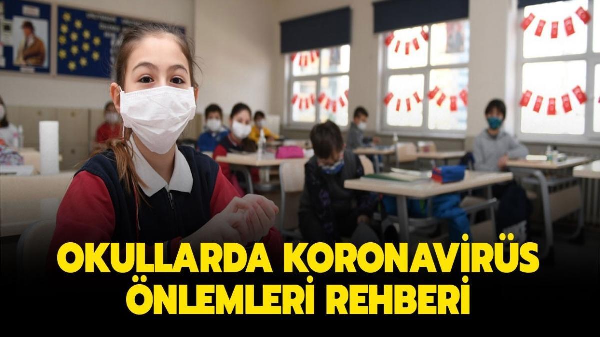 """Veliler aşı veya PCR testi olmak zorunda mı"""" Okullarda koronavirüs önlemleri neler"""""""