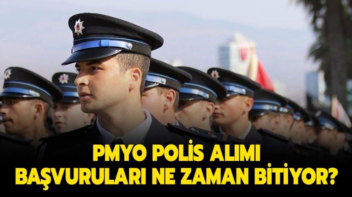"""PMYO başvuru ekranı 2021: PMYO polis atamaları ne zaman, şartlar neler"""""""