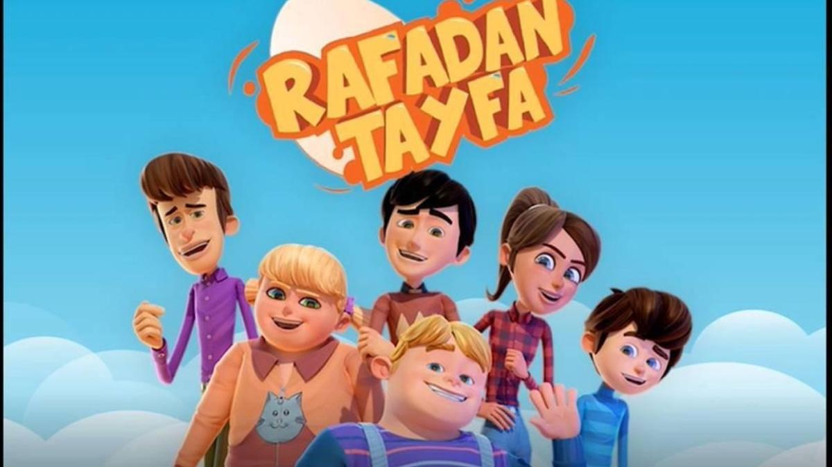"""""""Rafadan Tayfa"""" Malazgirt özel bölümü Perşembe günü yayında olacak"""