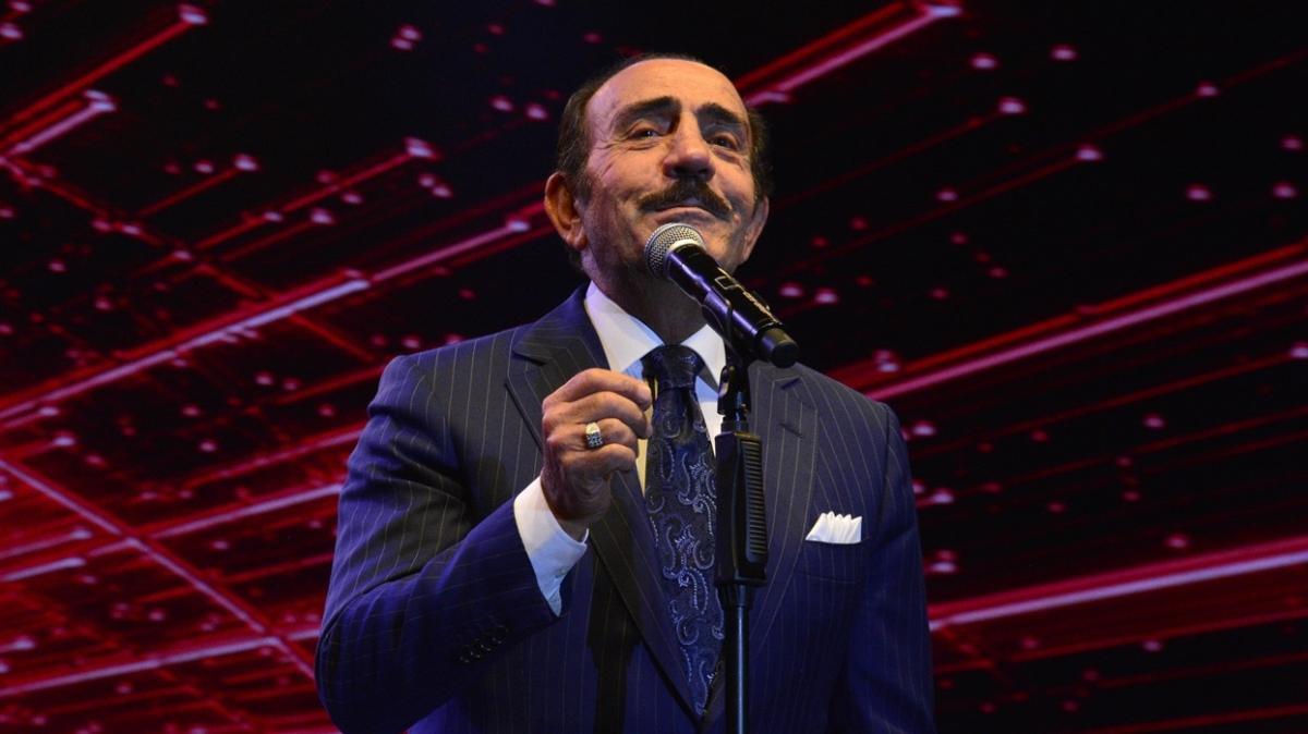 Mustafa Keser Uluslararası Bursa Festivali'nde sahne aldı
