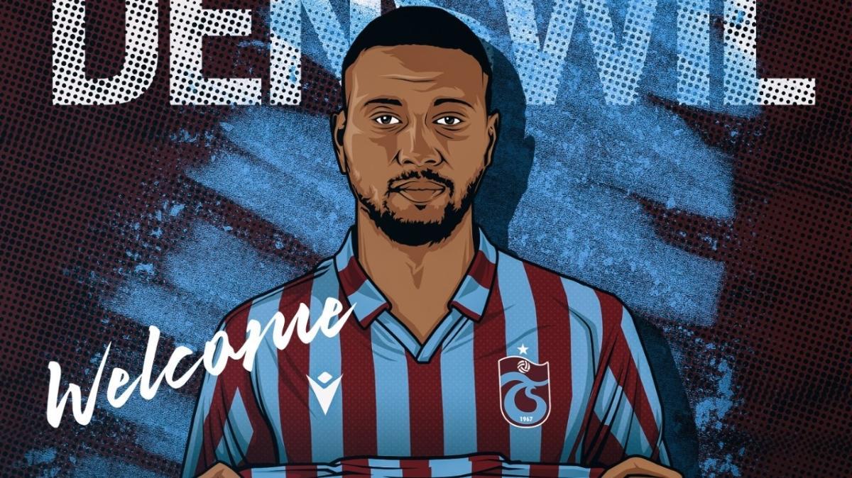Stefano Wilfred Denswil Trabzonspor'da