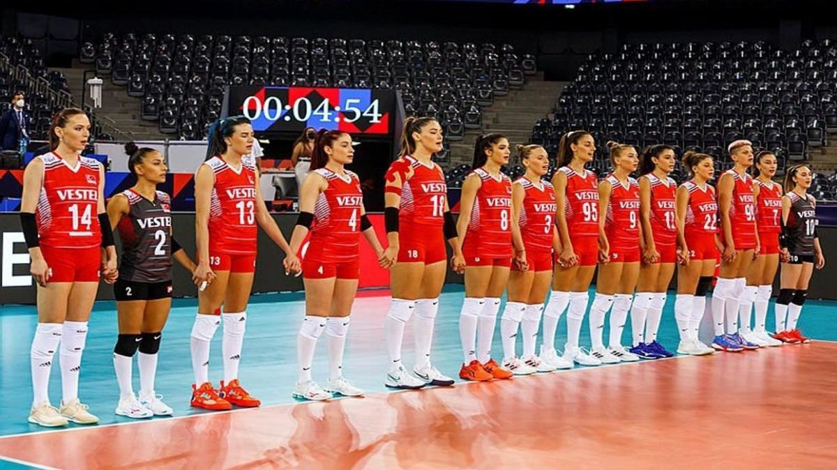 CEV Avrupa Voleybol Şampiyonası Türkiye voleybol puanları!
