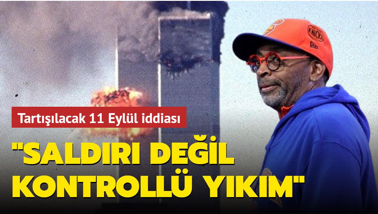 Spike Lee: 11 Eylül terör saldırısı değil