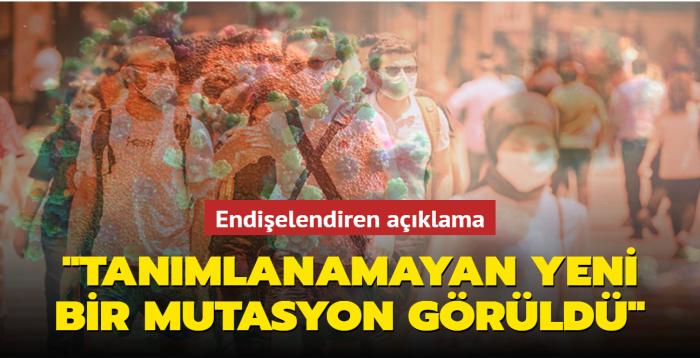 """İzmir Tabip Odası Başkanı'ndan """"tanımlanamayan mutasyon"""" açıklaması"""