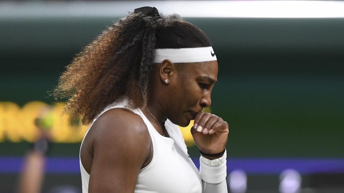 ABD Açık'ta Serena Williams da yok