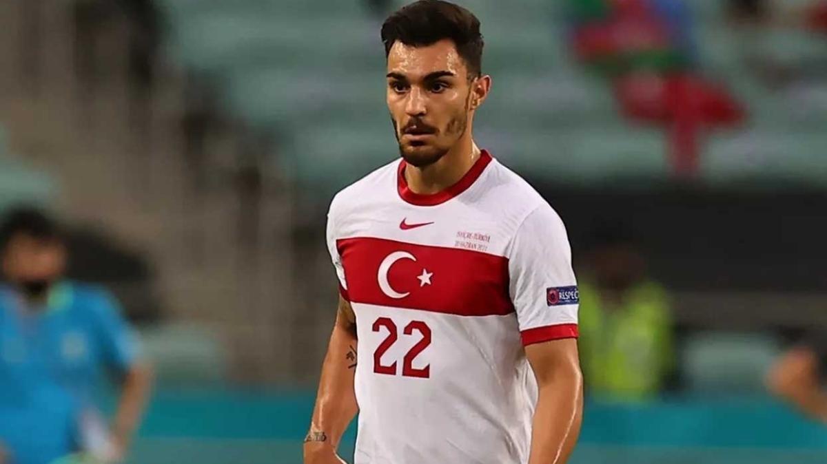 Beşiktaş'ta Kaan Ayhan transferi askıya alındı