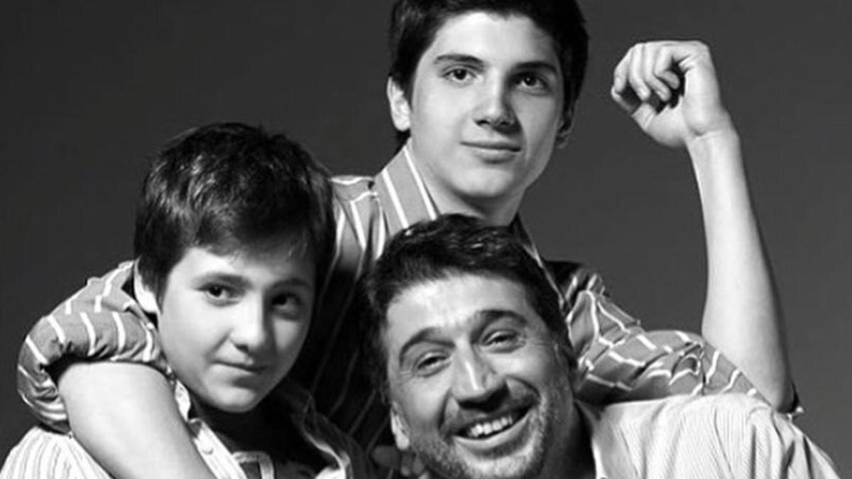 Cem Davran'ın oğlu Hür Can Davran Kanunsuz Topraklar'da