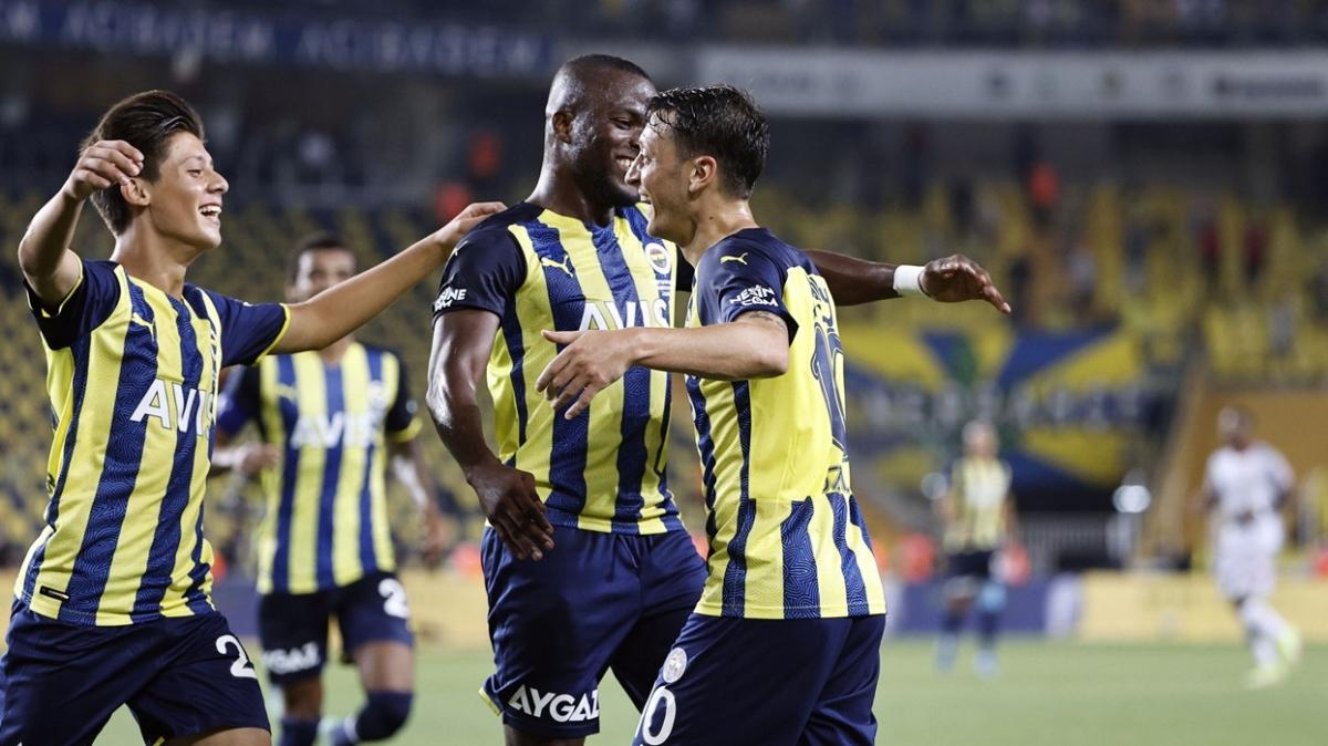 Fenerbahçe'nin Helsinki maçı kadrosu belli oldu! 7 eksik var