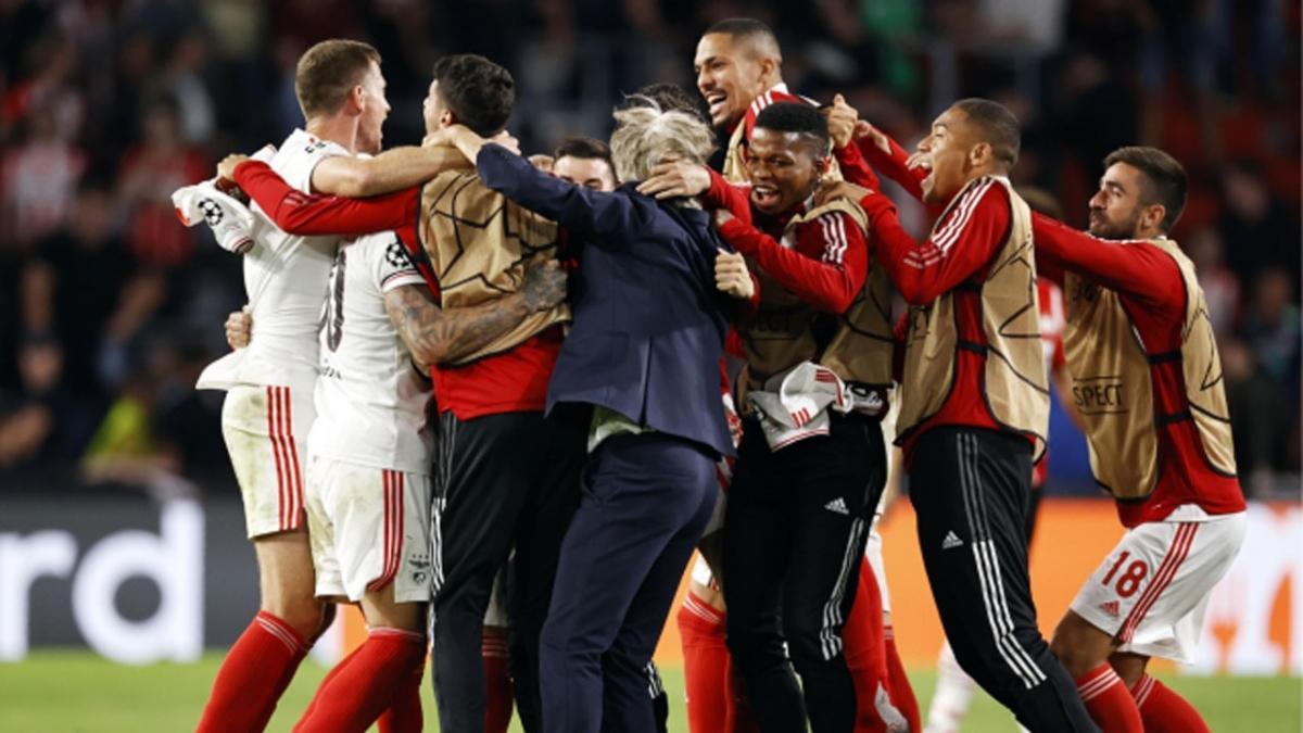Galatasaray'ı eleyen PSV saf dışı