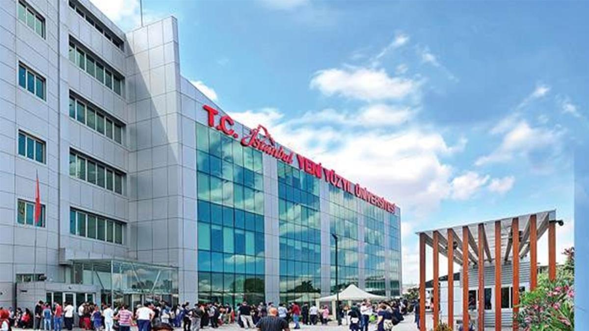 İstanbul Yeni Yüzyıl Üniversitesi öğretim elemanı alacak!