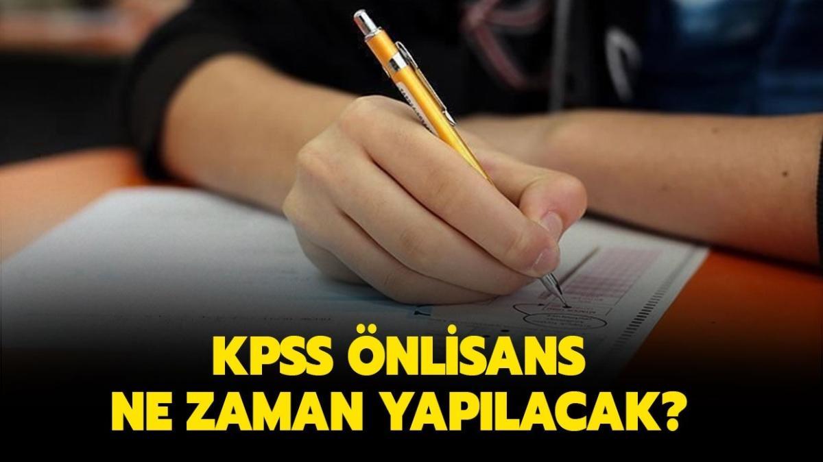 """KPSS önlisans ne zaman yapılacak"""" 2022 Önlisans KPSS tarihi açıklandı mı"""""""