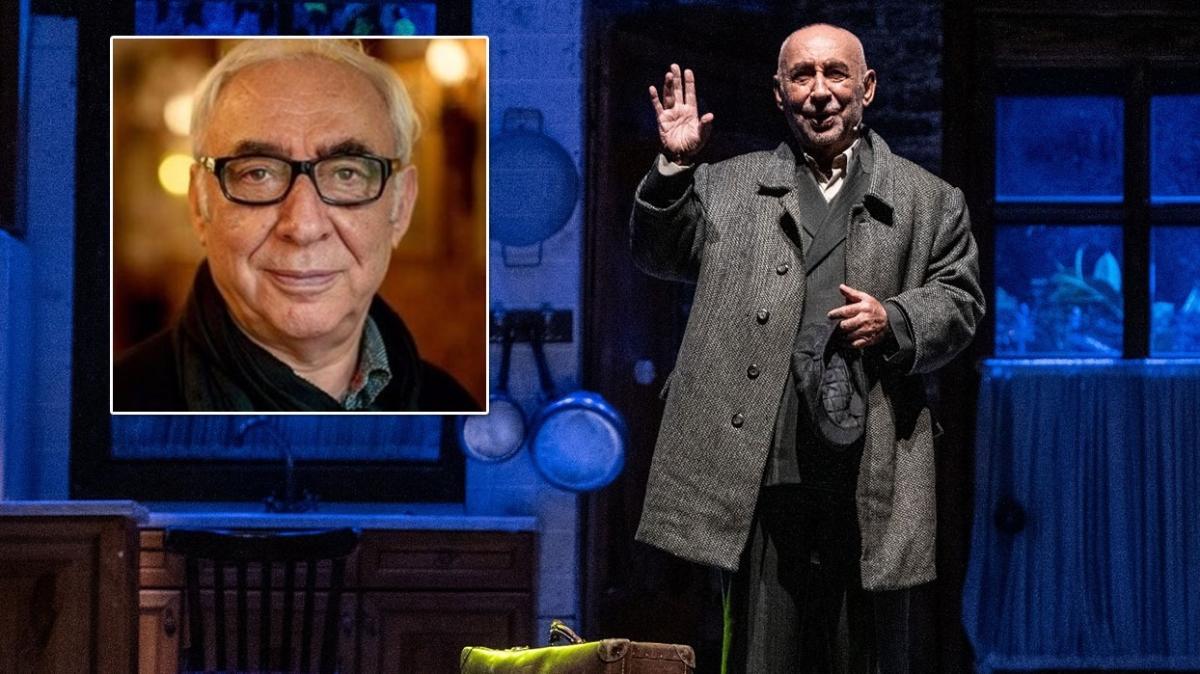 Şener Şen 40 yıl sonra tekrardan Lütfü Usta oldu