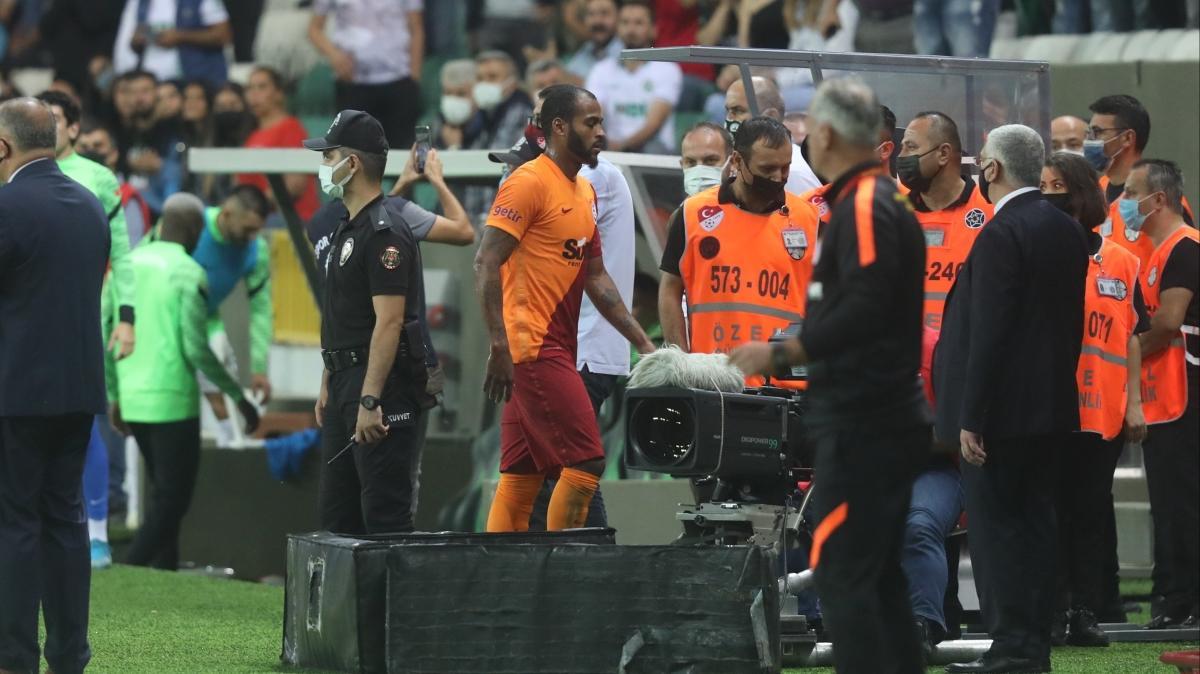 Son dakika Galatasaray haberleri... Napoli ve Krasnodar'dan teklif var: Galatasaray'da Marcao apar topar gönderiliyor!