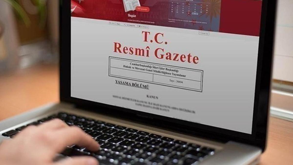 Talim ve Terbiye Kurulu'nda atama kararları Resmi Gazete'de