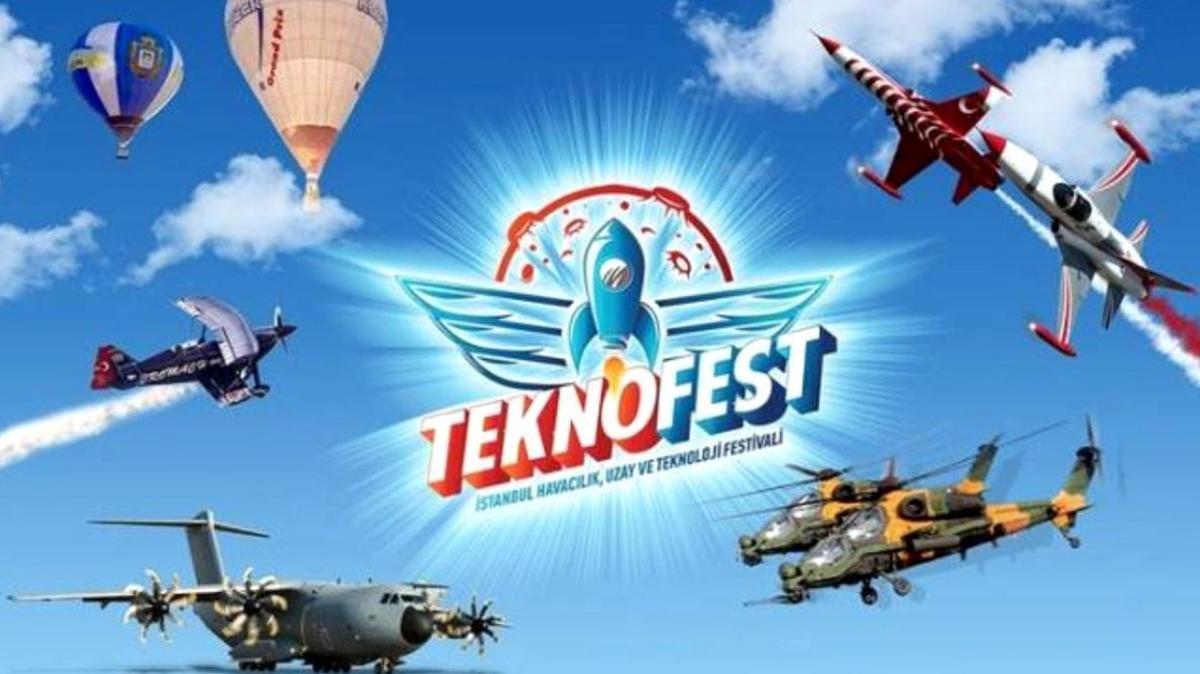Teknofest için son 1 aya girildi... 21-26 Eylül'de İstanbul'da