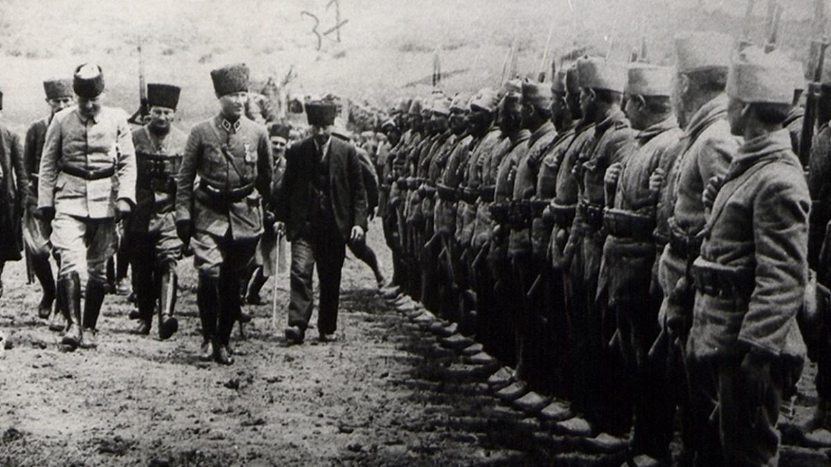 Türk tarihinin altın sayfaları bu ay yazıldı