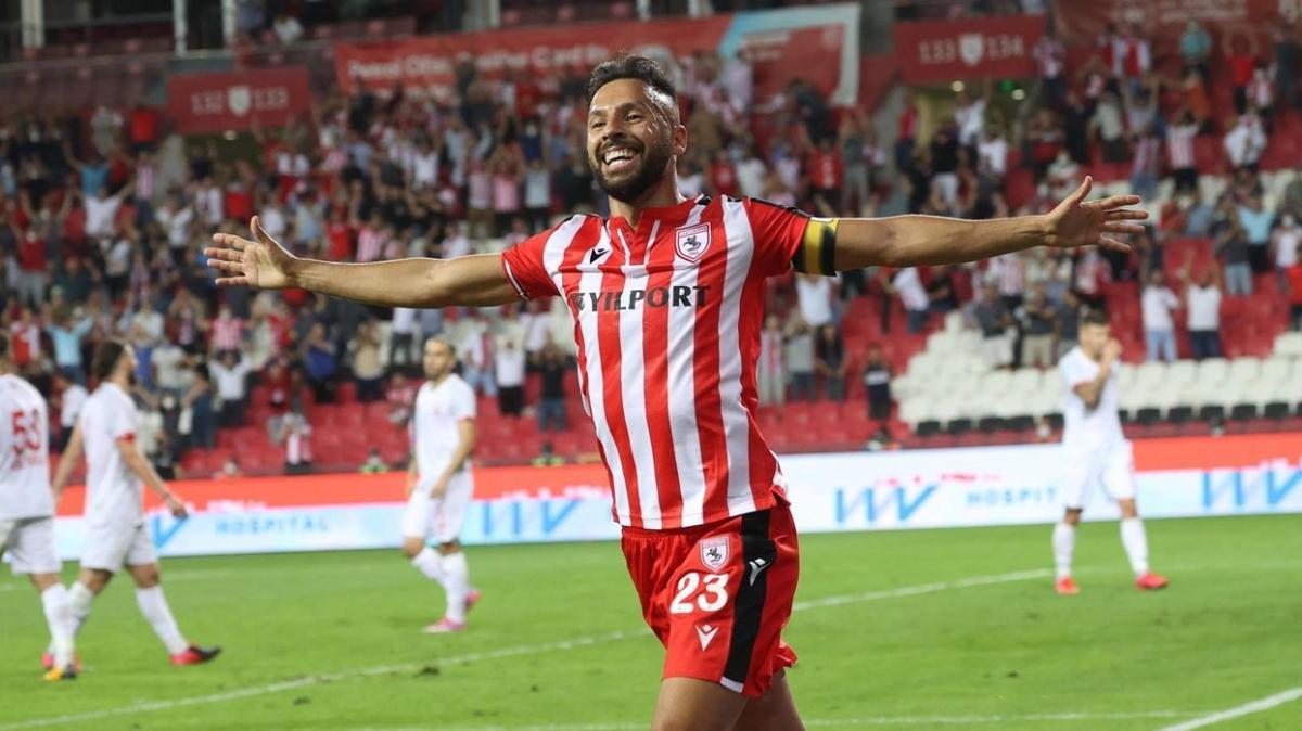 Yasin Öztekin, Samsunspor formasıyla Süper Lig'e dönmek istediğini söyledi