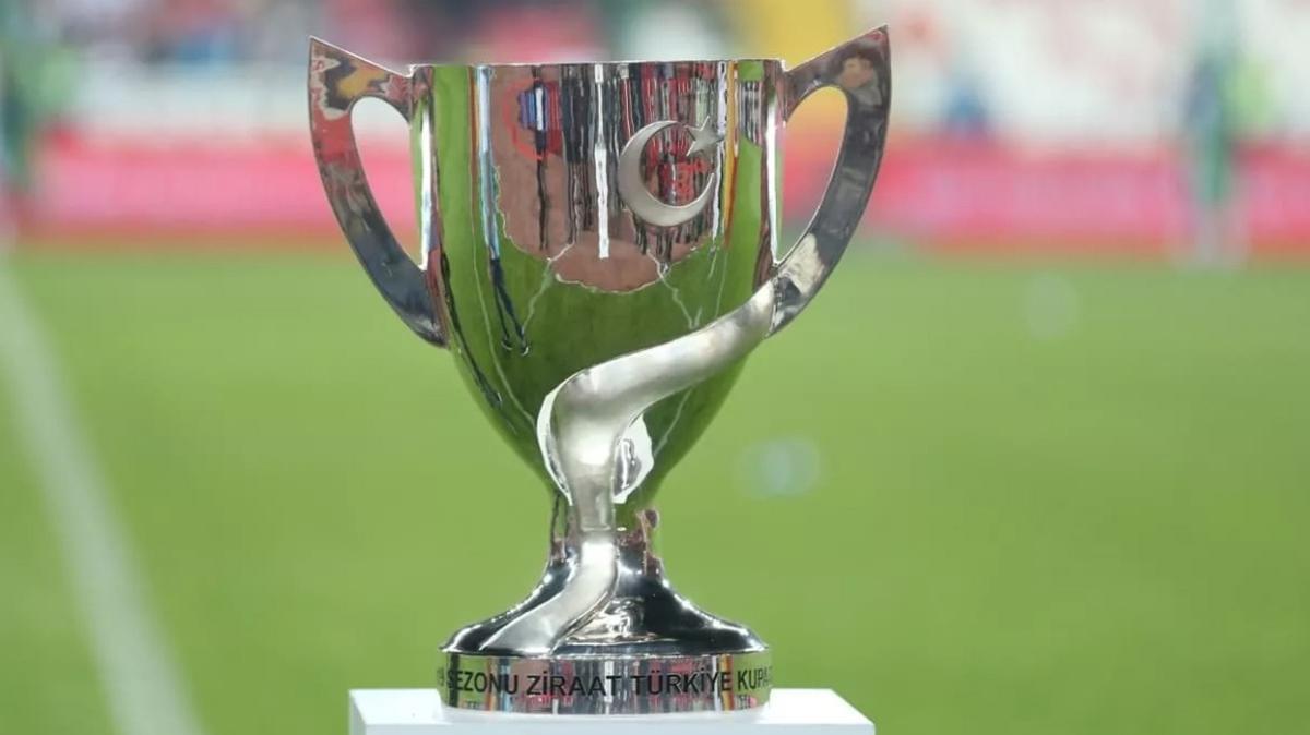 Ziraat Türkiye Kupası'nın maç takvimi belli oldu