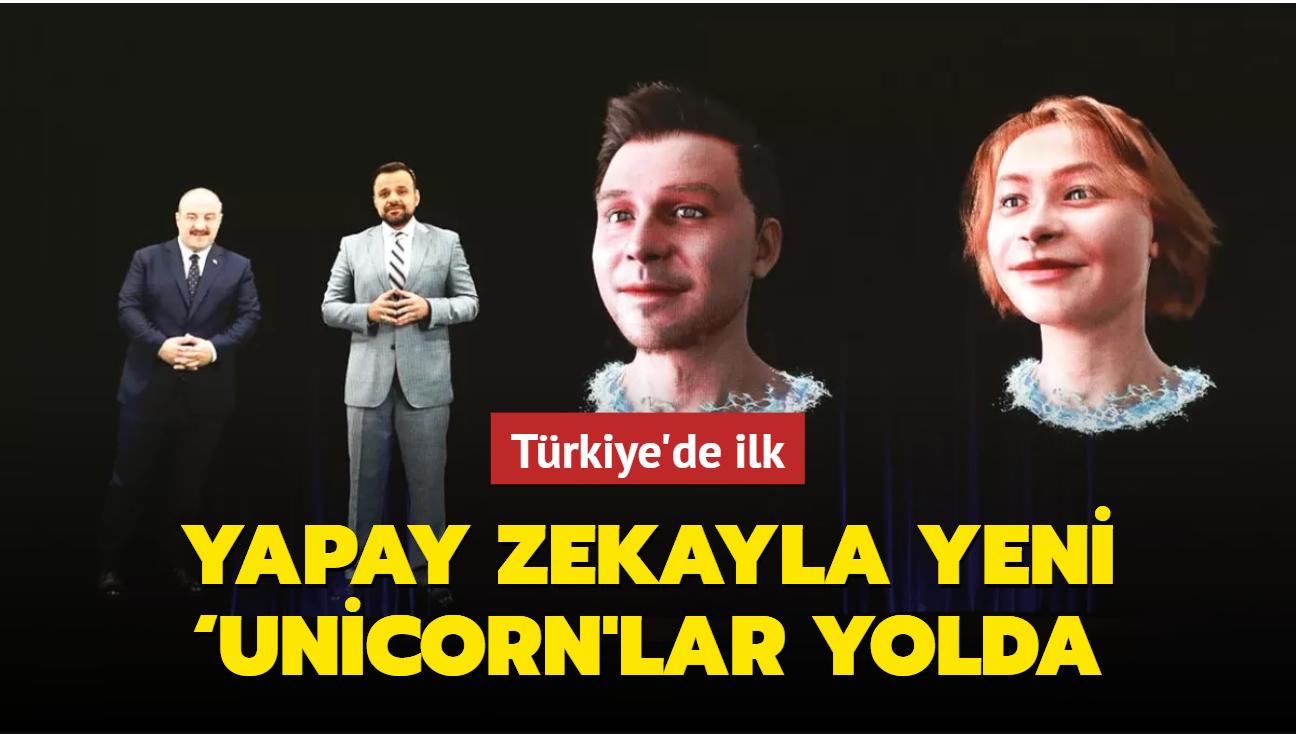 Türkiye'nin ilk 'Ulusal Yapay Zeka Stratejisi' tanıtıldı! Yapay zekayla yeni 'unicorn'lar yolda