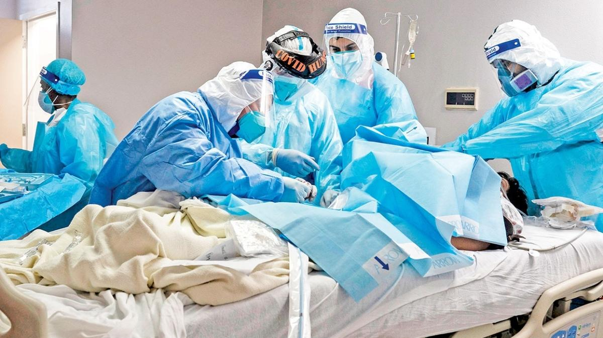 Aşısızların hastaneye yatma riski 29 kat fazla
