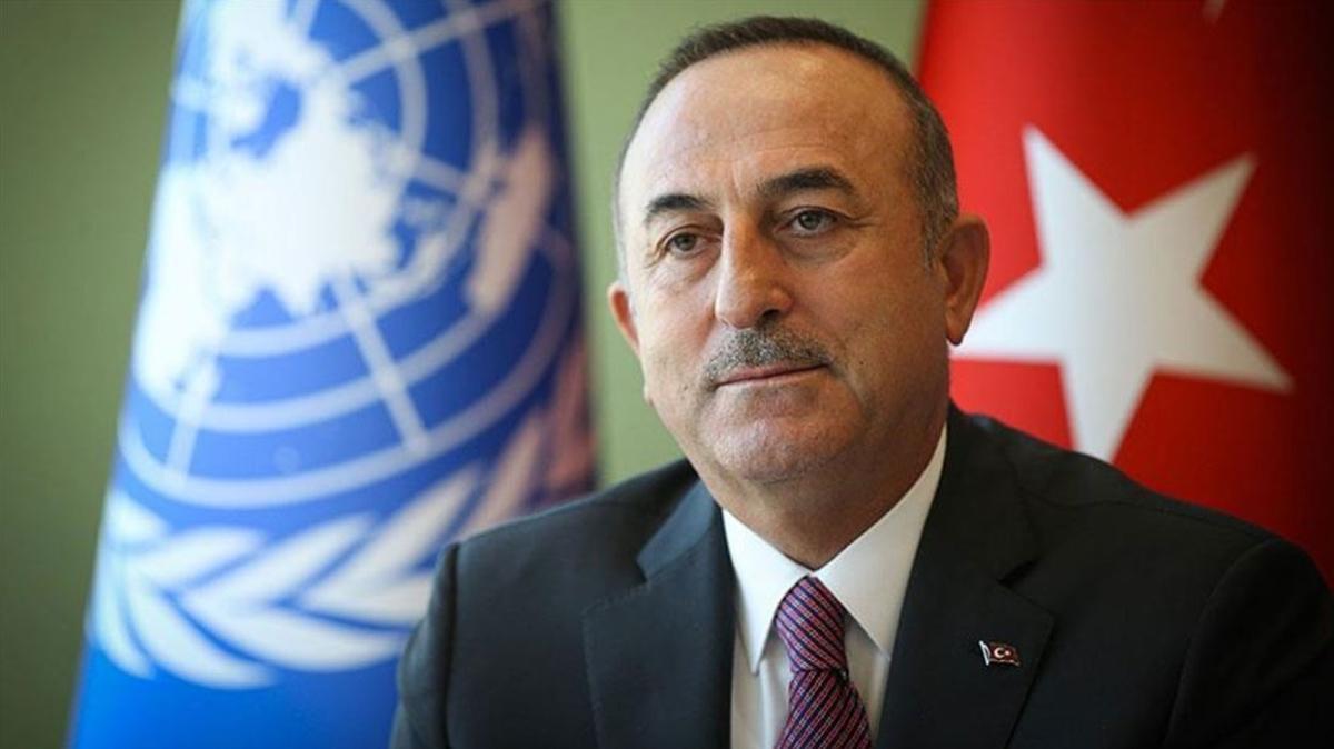 Dışişleri Bakanı Çavuşoğlu'nun telefon trafiği... İngiltere, Finlandiya, Katar, İran Dışişleri Bakanı ile görüştü