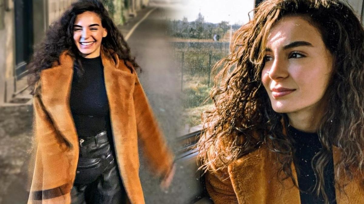 Ebru Şahin'in 'evden kaçış' fotoğrafları beğeni yağmuruna tutuldu