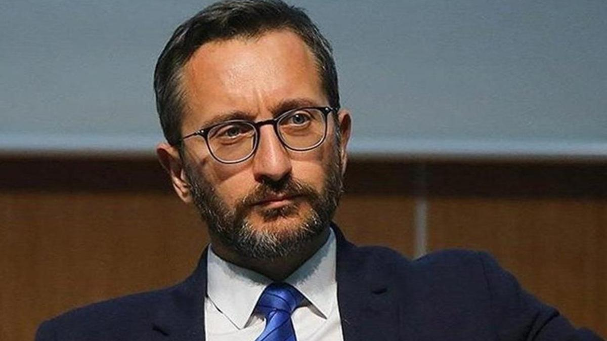 İletişim Başkanı Altun: Türk askeri gururla evine dönüyor