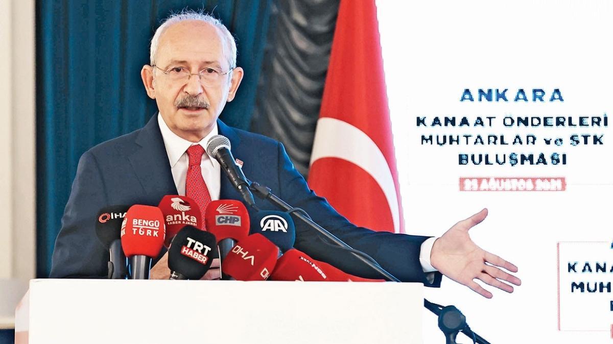 Kamp iddiası... Kemal Kılıçdaroğlu muhtarların gözüne baka baka yalan söyledi