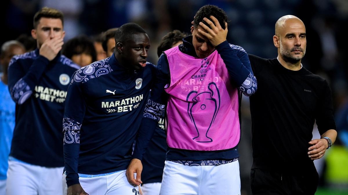 Manchester City'de tecavüz skandalı! Benjamin Mendy gözaltına alındı