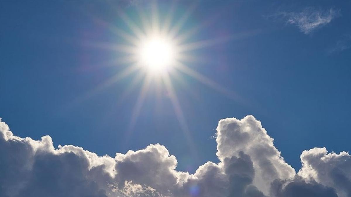 Meteorolojiden Güneydoğu Anadolu bölgesi için sıcaklık uyarısı