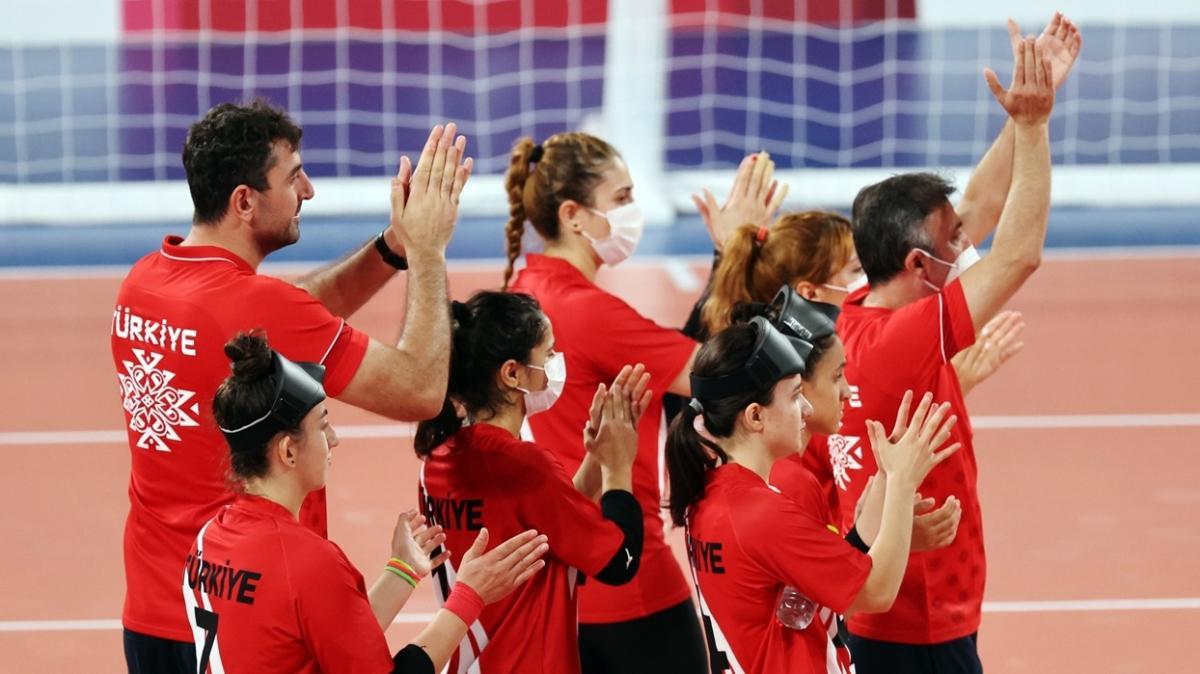 Mısır'ı 12-2 yenen Türkiye, 2'de 2 yaptı