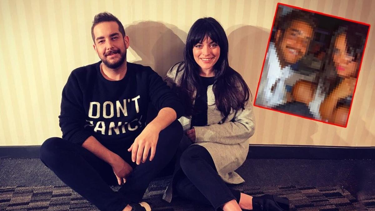 Enis Arıkan ve Ezgi Mola, Sezen Aksu'yu gizlice çektikleri fotoğrafı paylaştı
