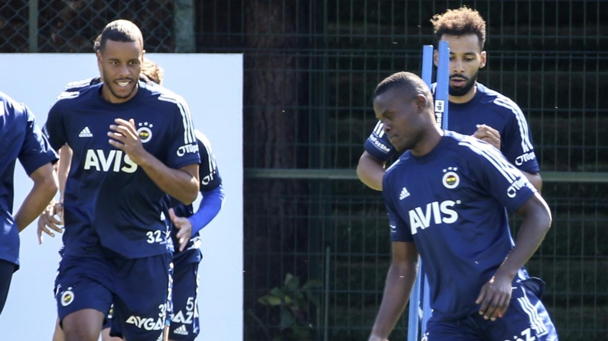 Son dakika transfer haberi: Royal Antwerp, Fenerbahçe'den Zanka'yı alıyor