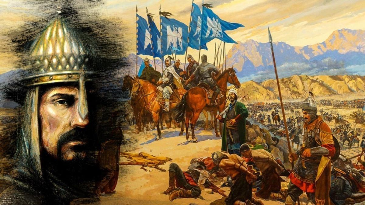 Sultan Alparslan Malazgirt Zaferi sözleri! Size öyle bir vatan aldım ki ebediyen sizin olacaktır!