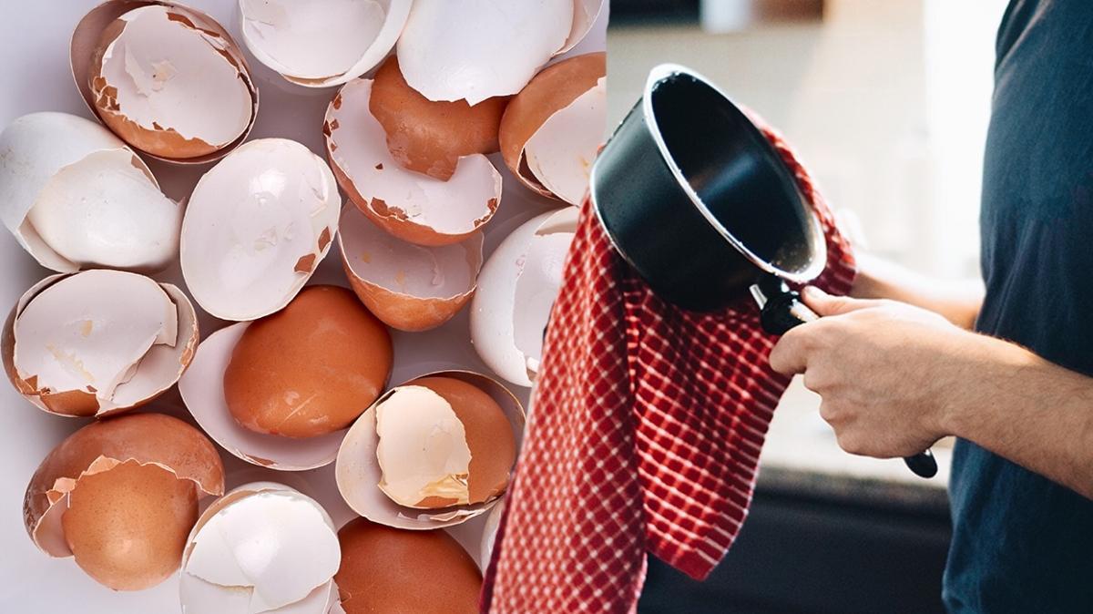 Yumurta kabuğunun evde 5 kullanım alanı