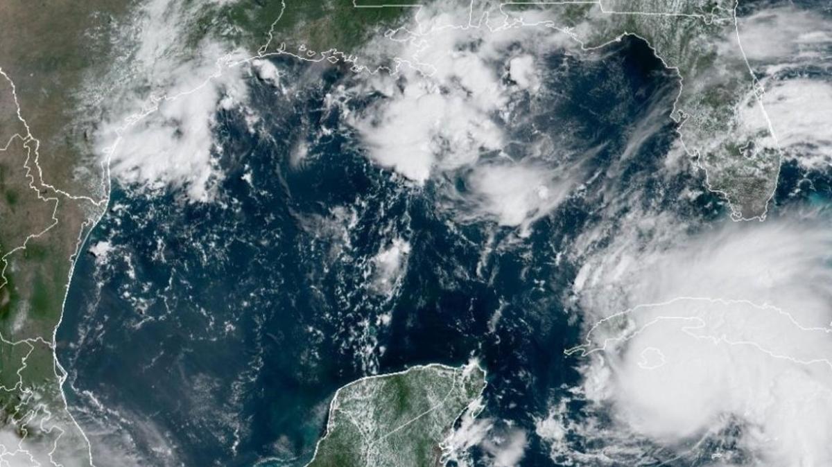 """ABD'de Katrina'dan 16 yıl sonra gelen tehdit... """"Ida fırtınası, kategori 3 seviyesinde kasırgaya dönüşebilir"""""""