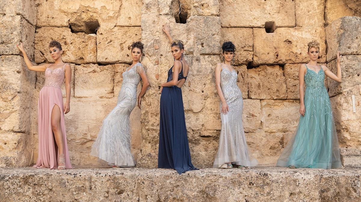 Antalya'da tarih ve moda buluştu