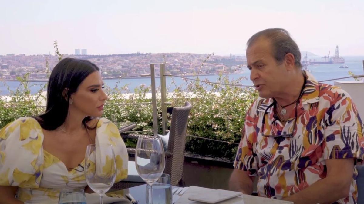 Ayhan Sicimoğlu açıklamaları ile dikkat çekti: Bağıran şefin yemeği yenmez
